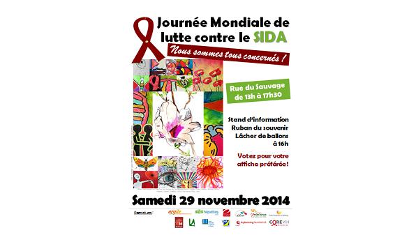 journée sida 2014 Mulhouse